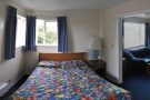 ... and a separate bedroom.