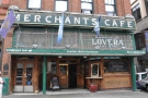 Katie & I had lunch at the Merchants Cafe, Seattle's oldest restaurant.