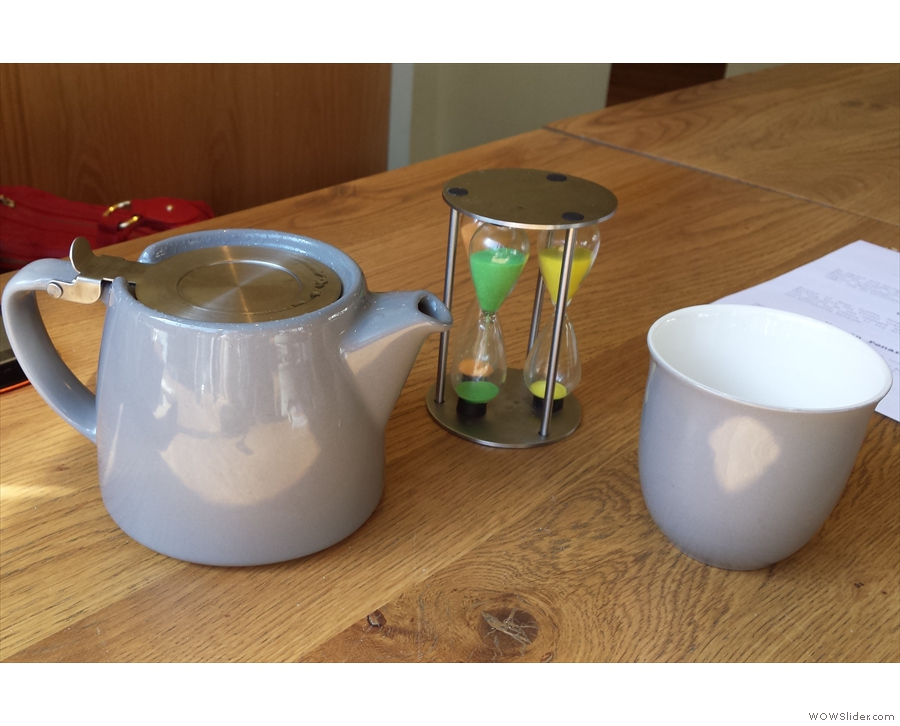 3-out-of-3 shortlisted nominees: Penarth's Washington Tea, a choice of 68 loose-leaf teas!