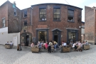 August saw the Coffee Spot back on the road, visiting Birmingham, Nottingham & Sheffield, with Marmadukes Cafe Deli, serving some superb coffee in amazing surroundings.
