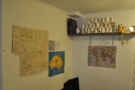 ... and maps (including the local area, Australia and the world...)