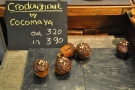 And here they are, the famous Cocomaya Cronuts.