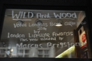 The award-winning Wild & Wood.