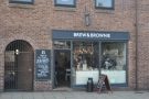 York's Brew & Brownie, on Museum Street, just over the river from the station.