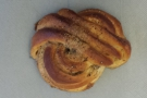 Finally, I'll leave you with the cardamom bun I had on my second visit. Simply superb.