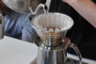 The key to good pour-over is attention to detail...