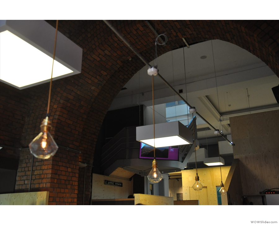 Light-fitting fans will love Grindsmith.