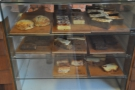 ... while there are more tempting goodies on the secret cake shelves below.