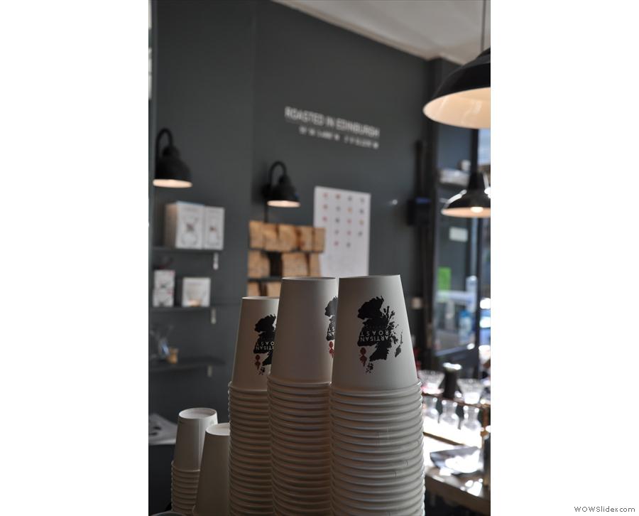 Nice (takeaway) cups.