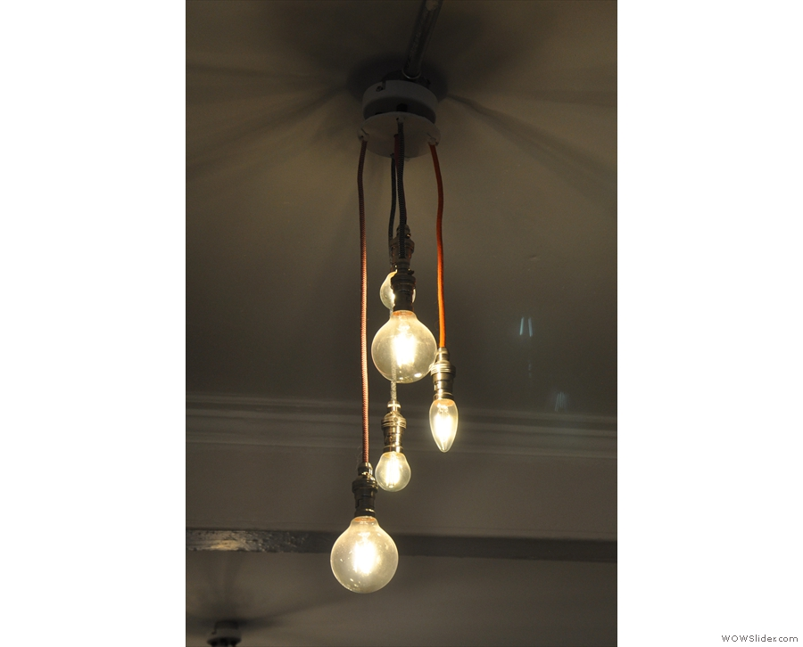 ... and lovely light bulbs themselves.