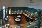 ... while looking the other way, you get a wonderful panorama of the downstairs.
