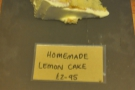 How about the last slice of the lemon cake?
