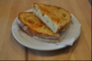 Instead I settled for this excellent cheese toastie...
