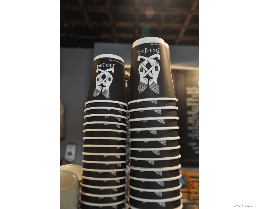 Nice cups.