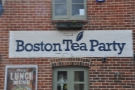 ... as indeed has the Boston Tea Party.