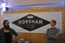 I did briefly catch up with my friend Bradley & his colleagues at Horsham Coffee Roaster...