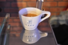 Clifton was there with Manchester's TAKK, showcasing its new seasonal espresso blend.