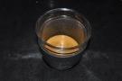 My espresso shot.
