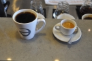 My filter coffee joins my espresso...