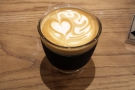 Talking of which, I had this in my flat white when I took JOCO Cup to visit in September.