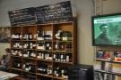And wine, and wine, and wine! And more wine! And a TV?
