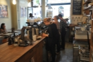 While I'm back here, how about a sneaky glimpse of life behind the counter.