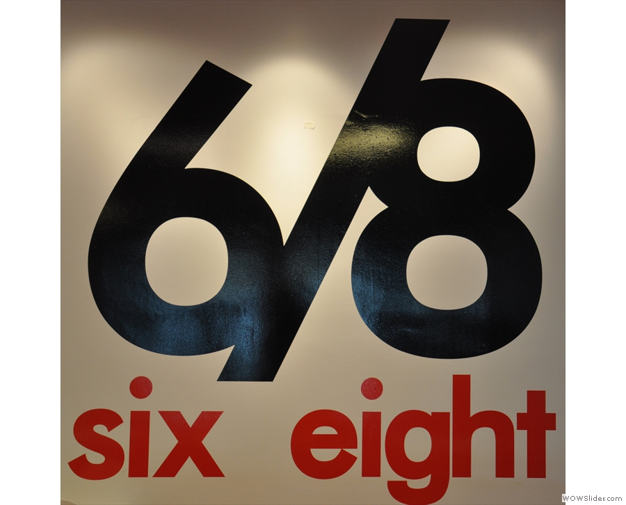 In Birmingham, Six Eight Kafe is bringing speciality coffee to Millennium Point.