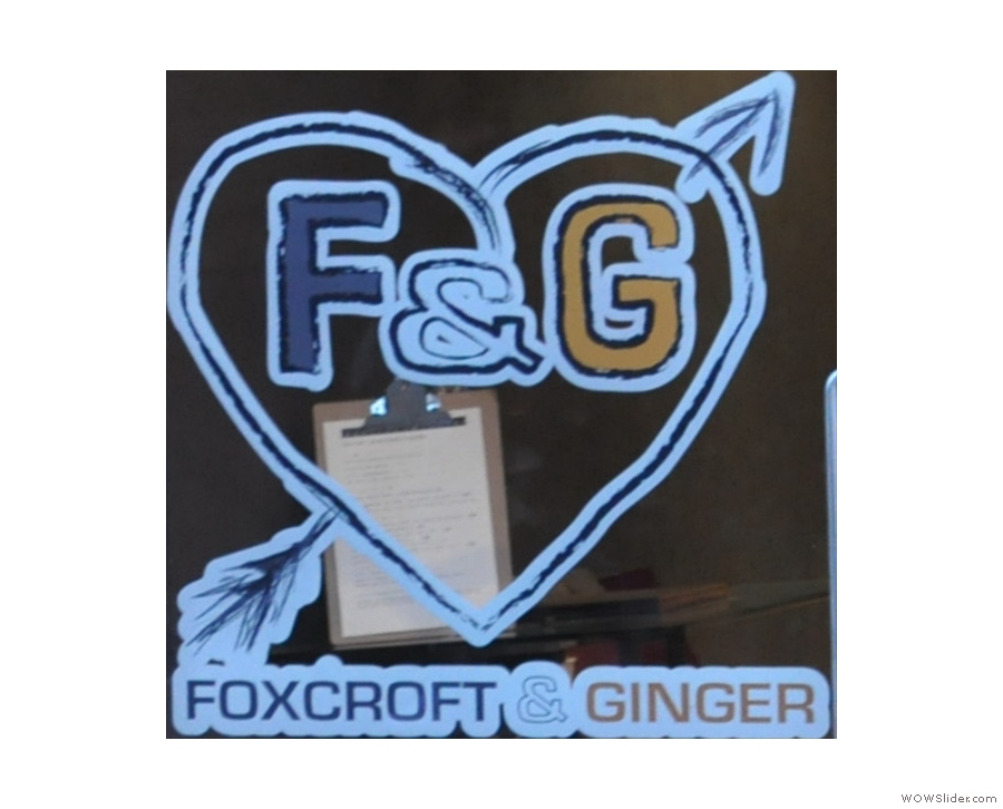 I popped back to update Foxcroft & Ginger in Soho, still setting the bar for basements.