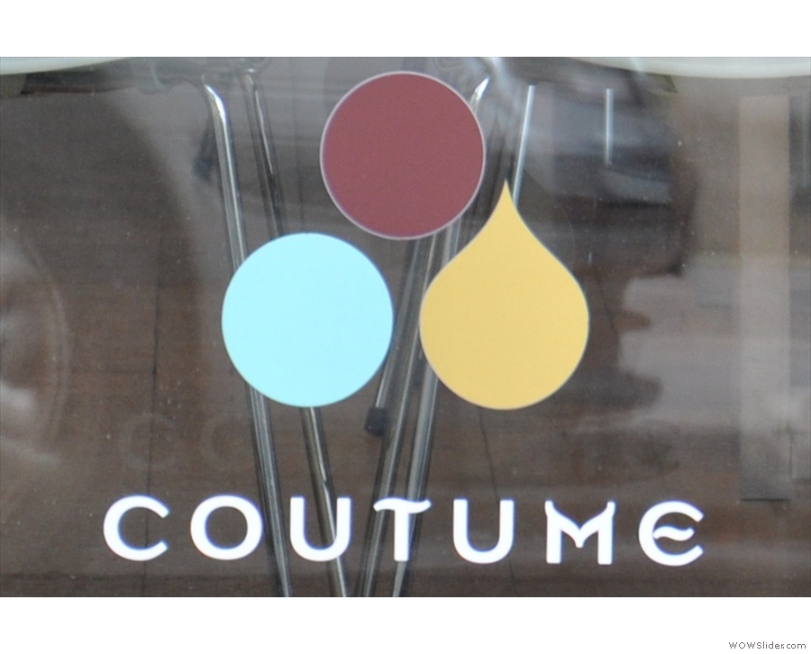 Coutume Instituutti, where my espresso was like a liquid hug.