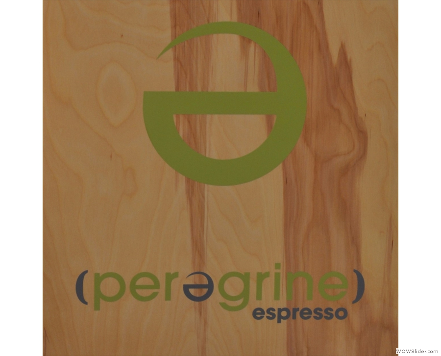 Peregrine Espresso, where I had another single-origin espresso, this time an Ethiopian Idido.