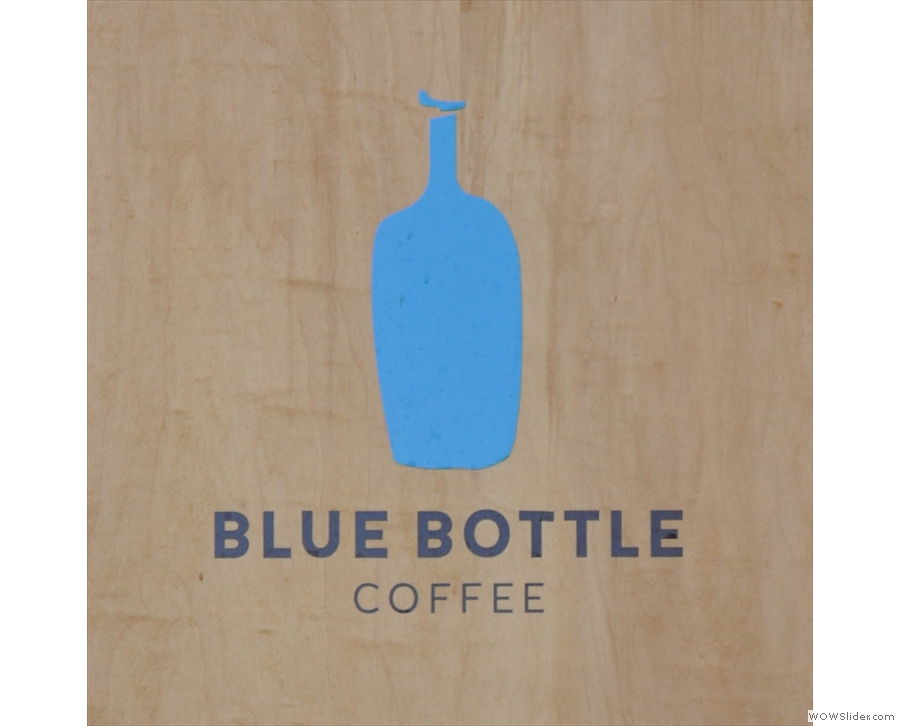 Blue Bottle Coffee, where I had a sublime brandy-poached apple buckle with walnut streusel.