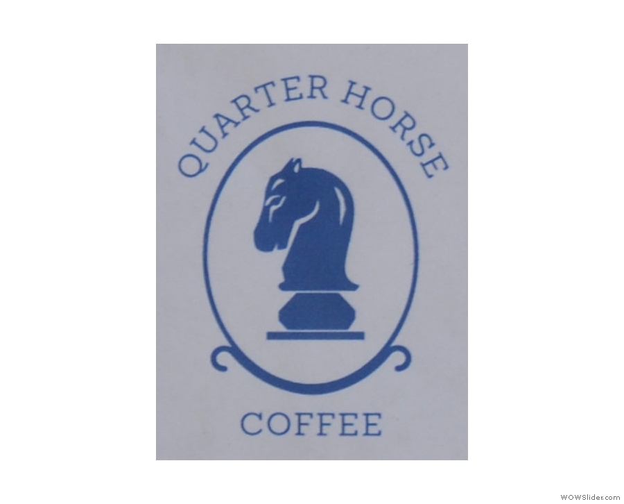 Quarter Horse Coffee's apple, cinnamon and walnut loaf is heaven in a slice of cake!