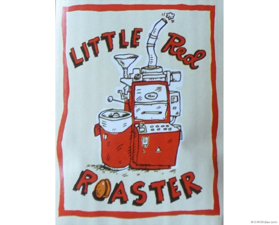 Another Red Roaster, only this one's a Little Red Roaster from Poole.