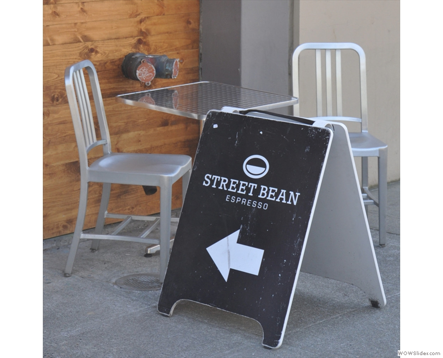 Street Bean Coffee, a social enterprise in Seattle, serving up excellent coffee & life chances.