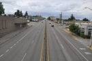 My only full day in Seattle. That's the motel, by the way, on the right, right next to Hwy 99.