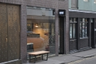 Origin's London Cafe cuts a rather unassuming figure on Charlotte Road.