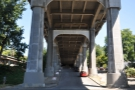 My final day in Seattle started with me under the Aurora Bridge in search of...