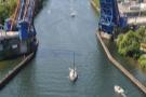 I can see why it's called the 'Cut' (it's part of the Lake Washington Ship Canal).