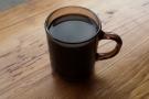 Et voila! One mug of lovely coffee.