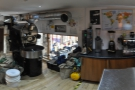 ... the Avenue Coffee Roastery, which is surprisingly big!
