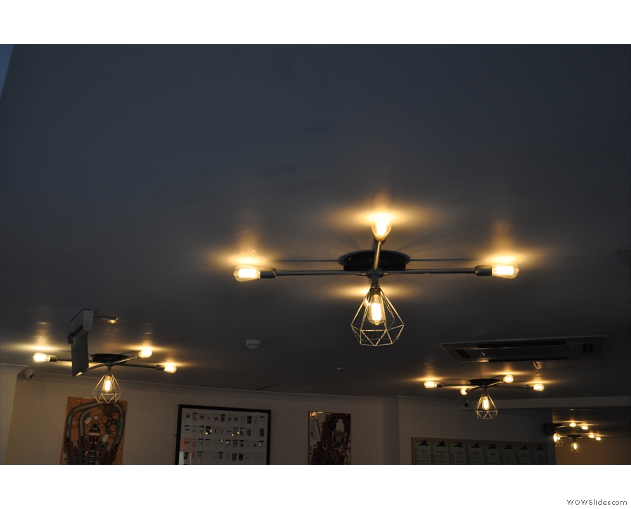 ... where the light-fittings are even more awesome!
