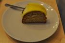 However, since it was an awesome Lemon Bundt Cake, I wasn't complaining.