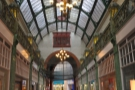 Before we go in, take a moment to cast your eyes over the glorious City Arcade.