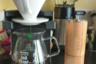Back at home, armed with my new-found knowledge, I dusted off my V60...
