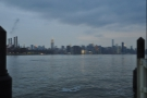 Then it was time to go back to New Jersey, so I went down to the East River...