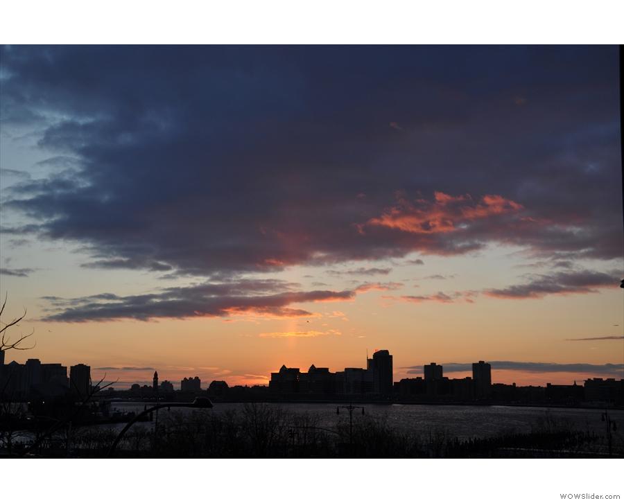 Who says Jersey City isn't beautiful?