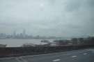 My first view of New York City this morning was not so impressive...