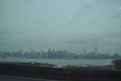 A misty look at midtown (through dirty windows!).