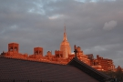 And here it is again, seen from the High Line, looking over the top of London Terrace.