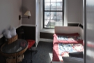 ... what I called my sitting room (which could double as a second bedroom).